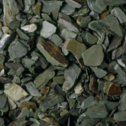 Green Slate Decorative Chips