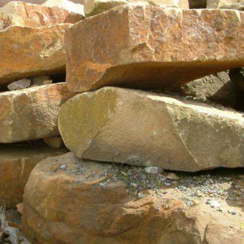 Feature Stone Boulders